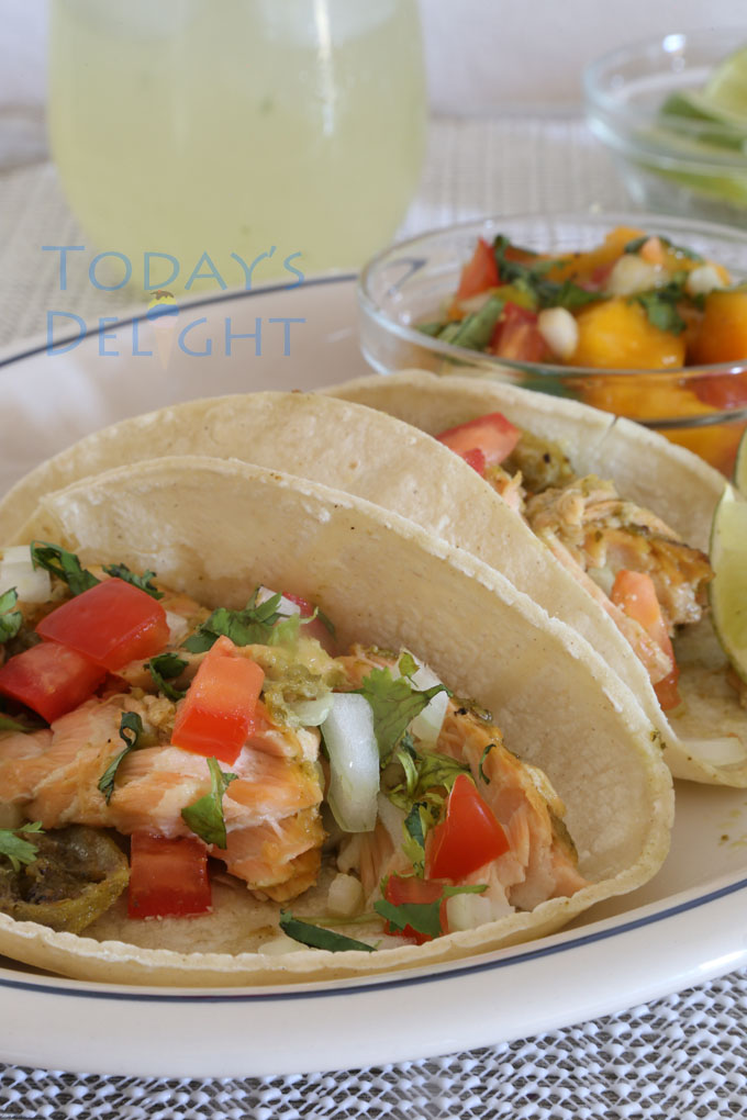 salmon fish tacos - https://todaysdelight.com/salmon-fish-tacos/