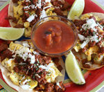 Breakfast Tacos Recipe with chorizo eggs and potatoes is Today's Delight