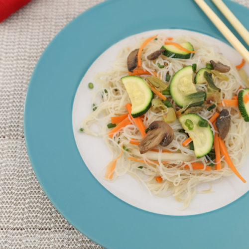 Vegetable Vermicelli Noodles Recipe is Today's Delight new posting