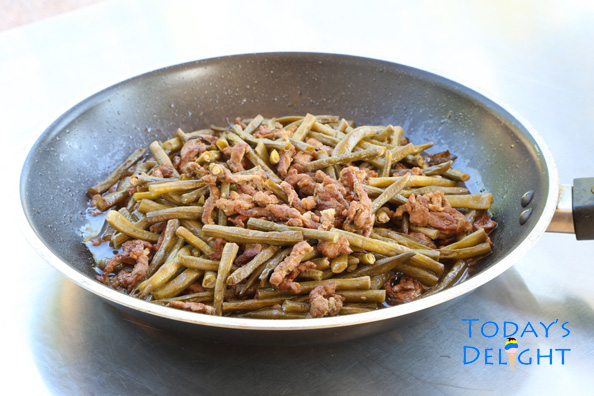 Adobong Sitaw Recipe