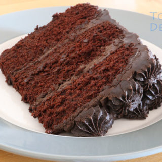 easy Chocolate Cream Cheese Frosting is today's delight.