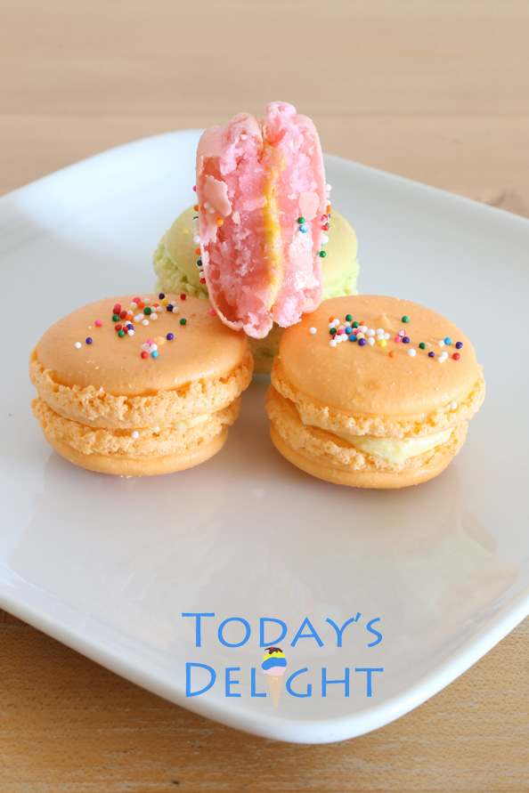 french macaron filling recipe is Today's Delight