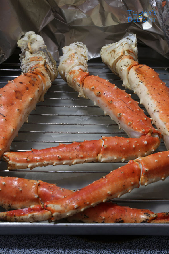 How to Steam a Frozen Cooked Alaskan Crab Legs is Today's Delight