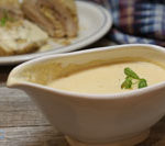creamy mustard sauce recipe is Today's Delight