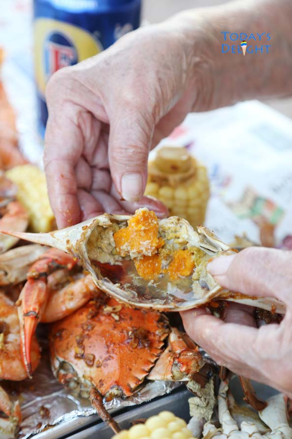 how to make louisiana crab boil is Today's Delight