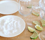how to rim a glass with salt or sugar guide is Today's Delight