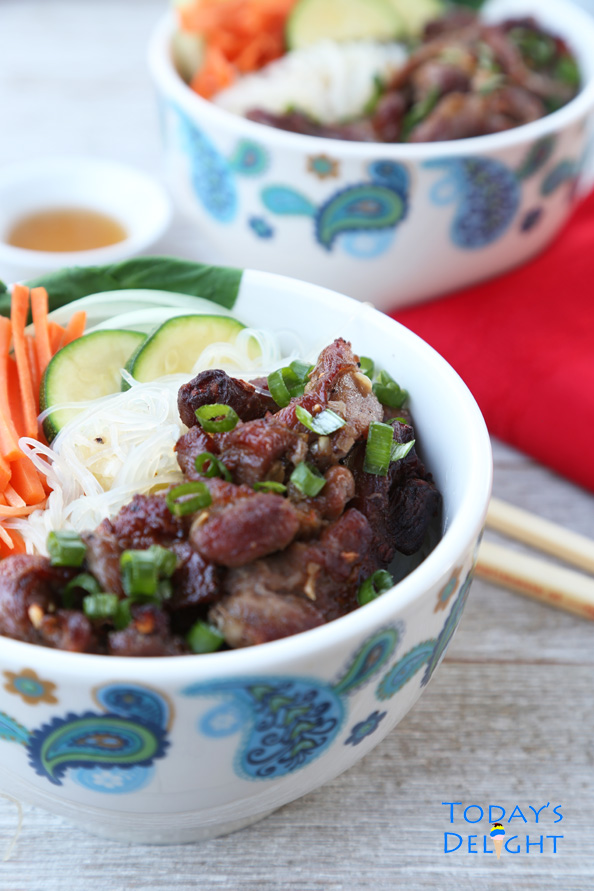 vietnamese grilled pork marinade is Today's Delight