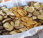 Pumpkin Spice Banana Chips recipe is Today's Delight