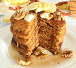 pumpkin spice pancakes recipe is Today's Delight