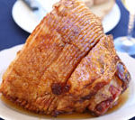 Cooking a Spiral Sliced Ham recipe is Today's Delight