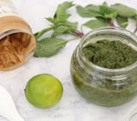 Thai basil pesto recipe is Today's Delight