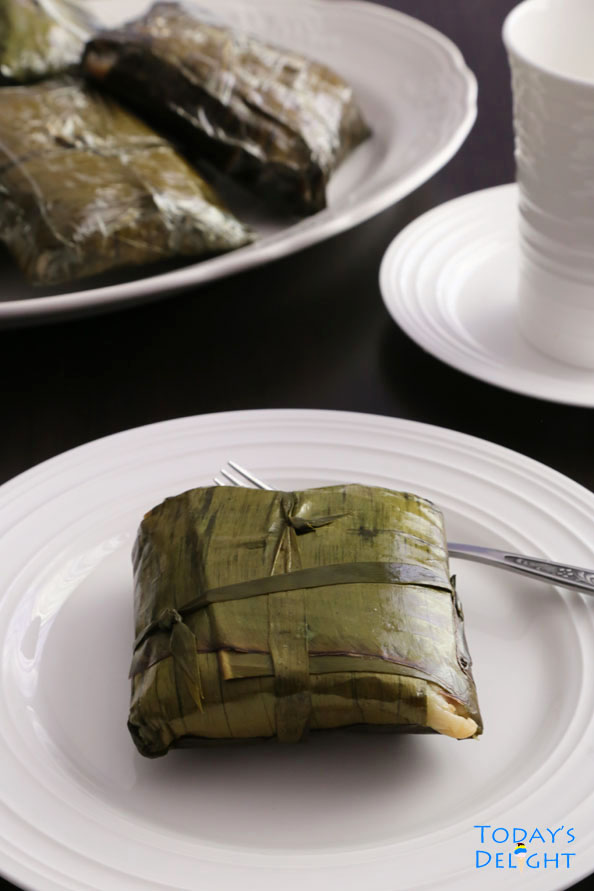 Pinoy Tamales Recipe is Today's Delight