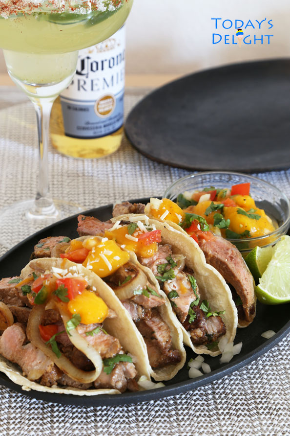 Jalapeno Cilantro Lime Pork Tacos Recipe is Today's Delight