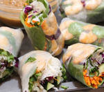 Vietnamese Spring Roll Recipe is Today's Delight