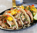 pork tacos recipe is Today's Delight