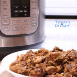 recipe of pork adobo instant pot