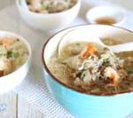 sotanghon with upo soup recipe is Today's Delight