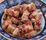 Recipe to make Pork Binagoongang is Today's Delight