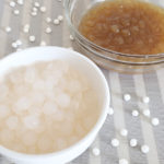 How to Cook Sago or Tapioca Pearls is Today's Delight